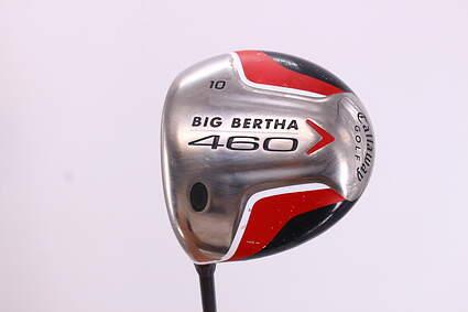 Callaway Big Bertha 460 Driver 10° Callaway Aldila NVS Graphite Regular Left Handed 45.0in