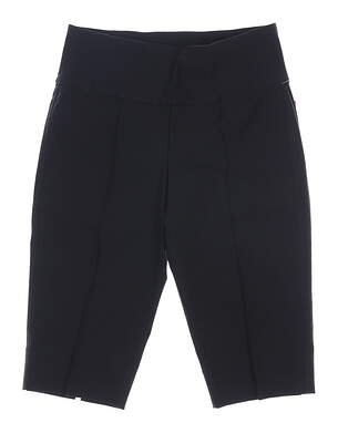 New Womens Jo Fit Pedal Pusher Capris Small S Black MSRP $75