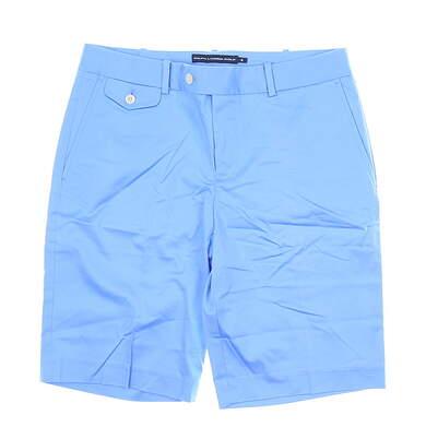 New Womens Ralph Lauren Shorts 6 Blue MSRP $85 5863671