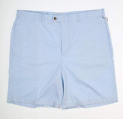 New Mens DONALD ROSS Golf Shorts 40 Blue MSRP $96 DR060