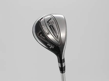Nike Victory Red S Hybrid 3 Hybrid 21° UST Proforce VTS 75 Graphite X-Stiff Right Handed 40.25in