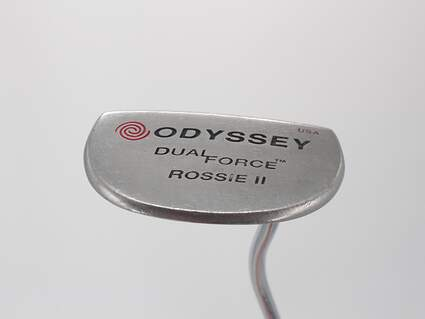 Odyssey Dual Force Rossie 2 Putter Steel Right Handed 34.0in