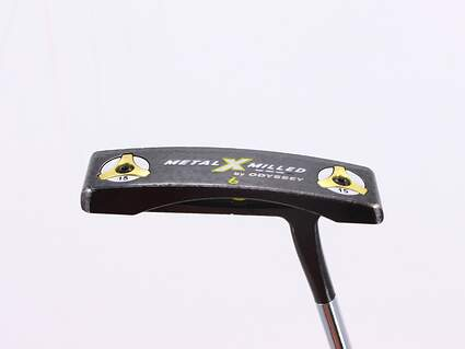 Odyssey Metal X Milled #6 Putter Steel Right Handed 35.0in