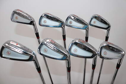 Ben Hogan Apex Plus Iron Set 3-PW Dynamic Gold Sensicore R300 Steel Regular Right Handed 38.25in