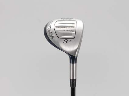 Mizuno T-Zoid Forged Fairway Wood 3 Wood 3W 15° Mizuno Accel-Arc ACF Graphite Stiff Right Handed 43.0in