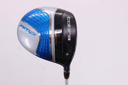 Cobra AMP Cell Blue Driver 10.5° Cobra Fujikura Fuel Graphite Senior Right Handed 45.75in