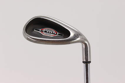 Callaway 2002 Big Bertha Wedge Gap GW 50° Callaway Big Bertha Steel Steel Uniflex Right Handed 35.5in
