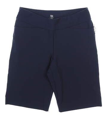 New Womens Tail Shorts 10 Navy Blue MSRP $89