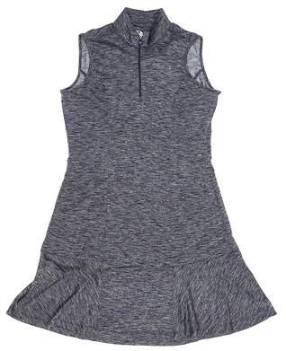 New Womens Greg Norman Golf Dress Small S Navy Blue MSRP $120 G2F9K423