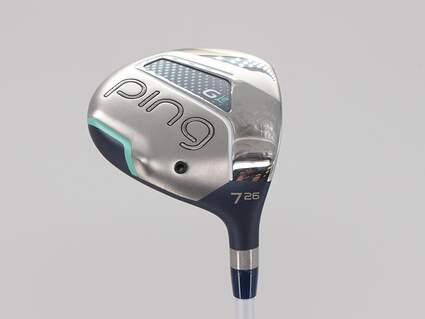 Ping G LE Fairway Wood 7 Wood 7W 26° ULT 230 Ultra Lite Graphite Ladies Right Handed 41.5in