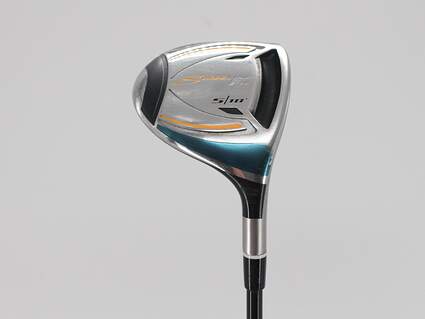 Adams Speedline F11 Titanium Fairway Wood 5 Wood 5W 18° Aldila VooDoo SVS7 Graphite Stiff Right Handed 42.25in