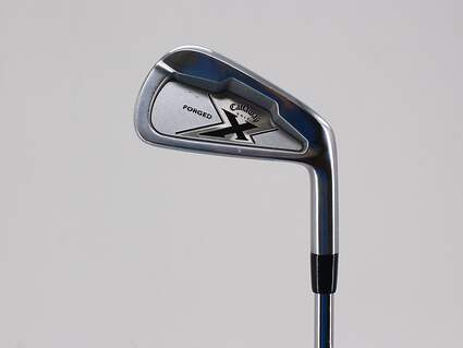 Callaway X Forged Single Iron 3 Iron Project X Flighted 6.0 Steel Stiff Right Handed 39.25in