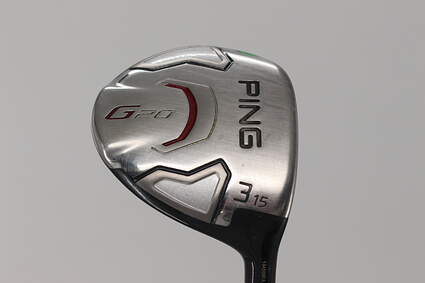 Ping G20 Fairway Wood 3 Wood 3W 15° Ping TFC 169F Graphite Senior Right Handed 43.25in