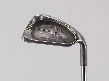 Ping ISI K Single Iron 8 Iron Ping JZ Steel Stiff Right Handed Red dot 36.5in