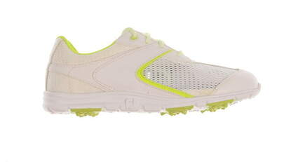 New Womens Golf Shoe Footjoy Superlites Medium 7.5 White MSRP $140 98829