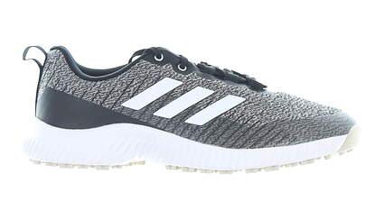 New Womens Golf Shoe Adidas Rsponse Bounce 2.0 Medium 7.5 Black MSRP $85 EF8387