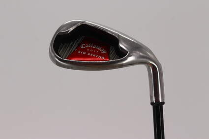 Callaway 2008 Big Bertha Wedge Gap GW Callaway Stock Graphite Graphite Regular Right Handed 35.5in