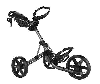 Brand New Clicgear Model 4.0 Push and Pull Cart Silver
