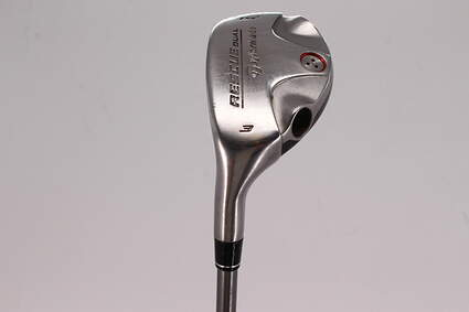 TaylorMade Rescue Dual Hybrid 3 Hybrid 19° TM Aldila reax 65 hybrid Graphite Regular Right Handed 40.5in