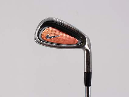 Nike CPR Single Iron 6 Iron Stock Steel Shaft Steel Regular Right Handed 37.5in