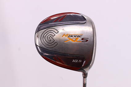 Cleveland Hibore XLS Driver 10.5° Cleveland Fujikura Fit-On Gold Graphite Stiff Right Handed 45.25in