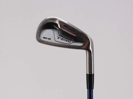 Mizuno MX 15 Single Iron 3 Iron Stock Graphite Shaft Graphite Regular Right Handed Red dot 38.5in
