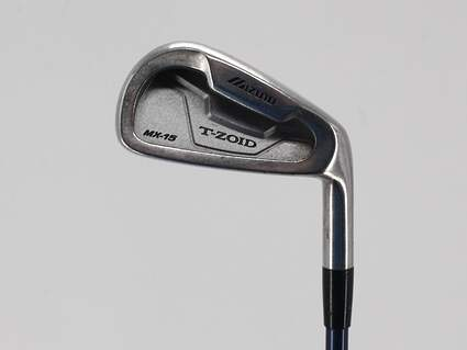 Mizuno MX 15 Single Iron 5 Iron Stock Graphite Shaft Graphite Regular Right Handed 37.5in