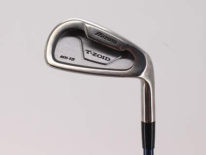 Mizuno MX 15 Single Iron 8 Iron Stock Graphite Shaft Graphite Regular Right Handed 36.0in