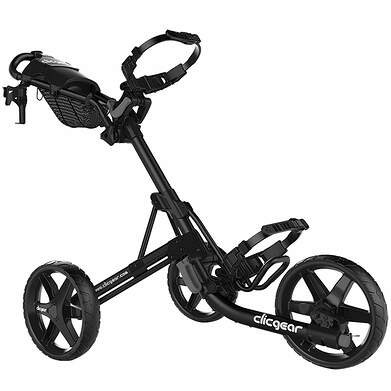 Brand New Clicgear Model 4.0 Push and Pull Cart Black