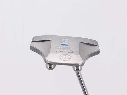 Guerin Rife Two Bar Silver Putter Steel Right Handed 37.0in