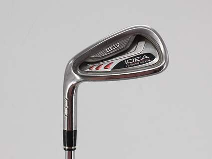Adams Idea A3 Single Iron Pitching Wedge PW True Temper Player Lite Steel Regular Left Handed 35.75in