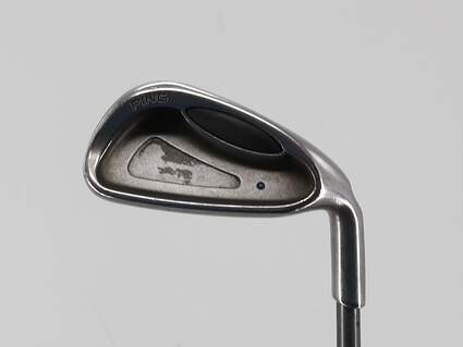 Ping G2 Single Iron 8 Iron Ping TFC 100I Graphite Regular Right Handed Blue Dot 36.25in