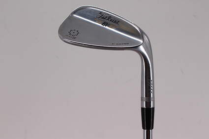 Titleist Vokey SM5 Tour Chrome Wedge Gap GW 50° 12 Deg Bounce F Grind True Temper Dynamic Gold S200 Steel Stiff Right Handed 36.0in