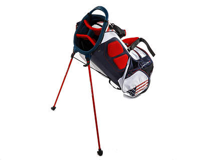 Callaway Hyper-Lite 3 Red/White/Blue Stars & Stripes Stand Bag