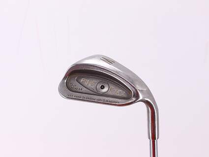 Ping Eye 2 Single Iron Pitching Wedge PW Ping ZZ Lite Steel Stiff Right Handed Black Dot 35.75in