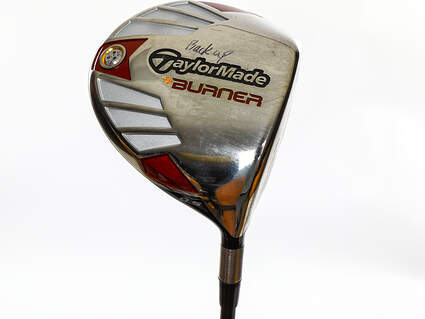 Tour Issue TaylorMade 2007 Burner 460 TP Driver 9.5° TM Fujikura Reax TP 65 Graphite X-Stiff Right Handed 45.25in