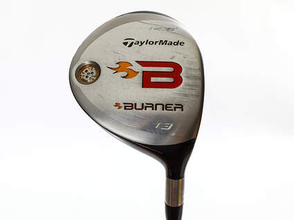 TaylorMade 2008 Burner Tour Launch Fairway Wood 3 Wood 3W 14.5° TM Fujikura Rombax 75 Graphite Stiff Right Handed 43.0in