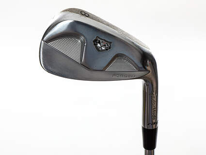 Tour Issue TaylorMade Rac MB TP Single Iron 8 Iron Steel Stiff Right Handed 36.5in
