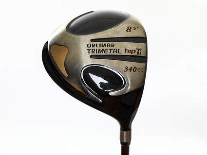 Tour Issue ORLIMAR Hip-Ti 340 Driver 8.5° Grafalloy ProLite Graphite Stiff Right Handed 45.25in