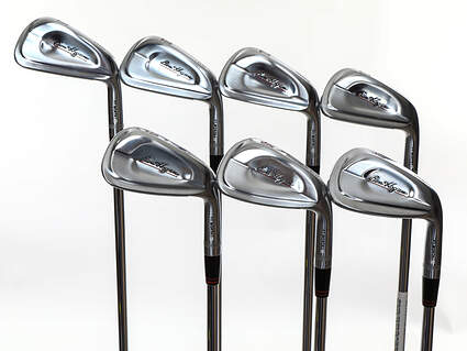 Tour Issue Ben Hogan FT Worth 15 Iron Set 5-GW Dynamic Gold Tour Issue S400 Steel Stiff Right Handed 38.5in
