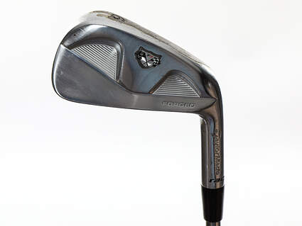 Tour Issue TaylorMade Rac MB TP Single Iron 6 Iron Steel Stiff Right Handed 37.5in