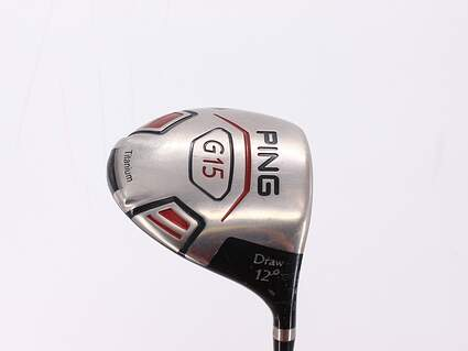 Ping G15 Draw Driver 12° Grafalloy ProLaunch Blue 45 Graphite Regular Right Handed 45.25in