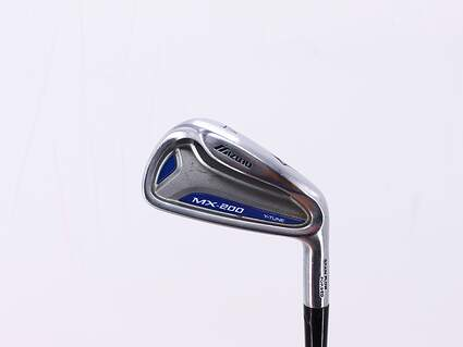 Mizuno MX 200 Single Iron 4 Iron Aldila NV MLTi Pro Graphite Stiff Right Handed 38.0in