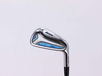 Mizuno MX 200 Single Iron 6 Iron Dynalite Gold SL R300 Steel Regular Right Handed 37.25in
