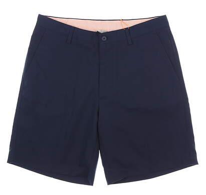 New Mens Fennec Tech Golf Shorts 33 Navy Blue MSRP $85 000F600