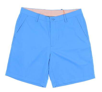 New Mens Fennec Tech Golf Shorts 35 Blue MSRP $85 171F600