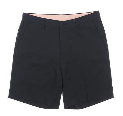 New Mens Fennec Tech Golf Shorts 34 Black MSRP $85 000F600