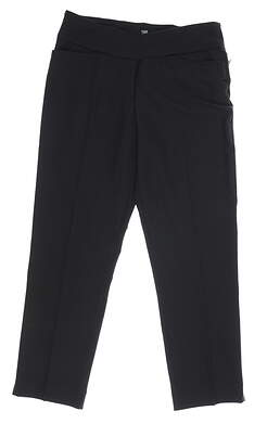 New Womens Tail Pull On Ankle Pants 10 Black MSRP $100 GX4320