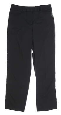New Womens Tail Golf Pants 10 Black MSRP $79 GX4358