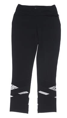 New Womens Tail Pull On Ankle Pants 4 Black MSRP $95 GR4482